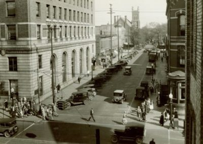 Western & First in 1927
