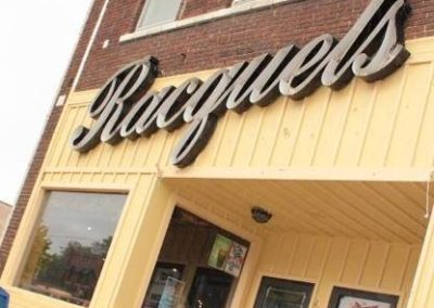 Racquets Downtown Grill