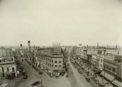 Western & Market Circa 1928