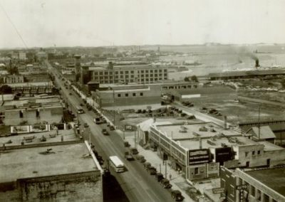 Western Avenue 1928