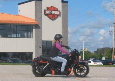 Hot Rod Harley-Davidson