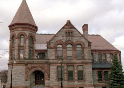 Hackley Public Library